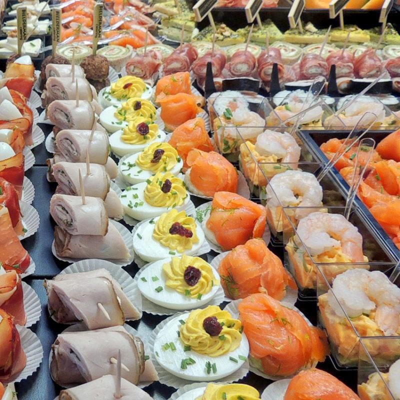 Hapjes en Amuses van Bielderman Catering Deventer