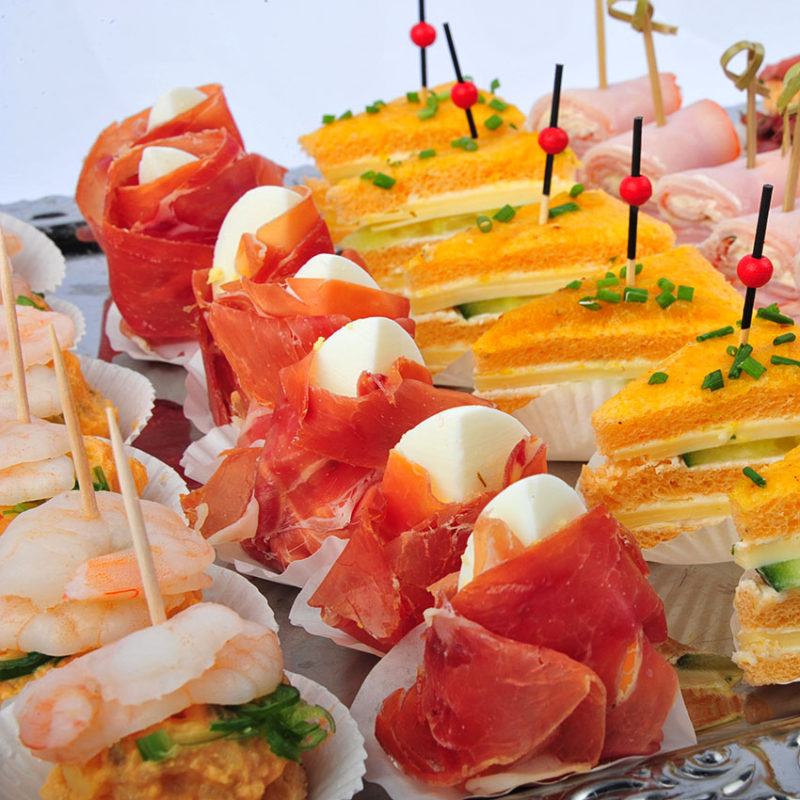 hapjes buffet zutphen