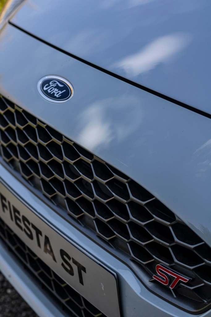 Nouvelle Ford Fiesta ST calandre