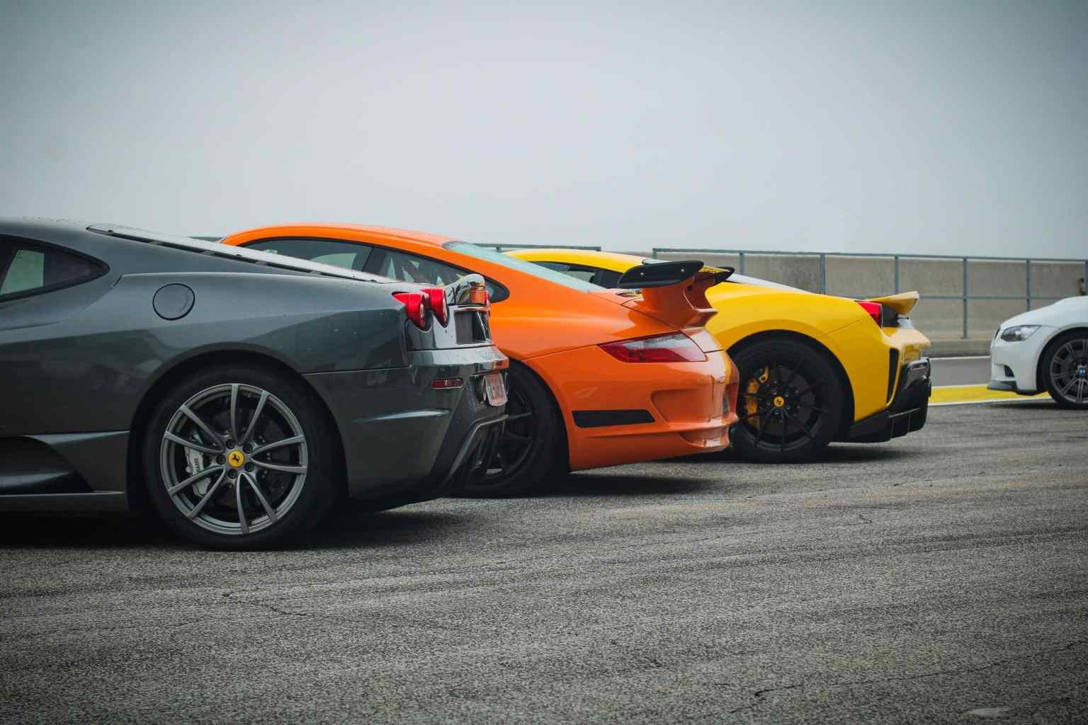 Pelras Driving Experience Ferrari