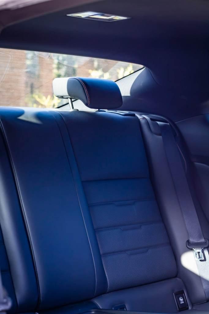 Lexus siège