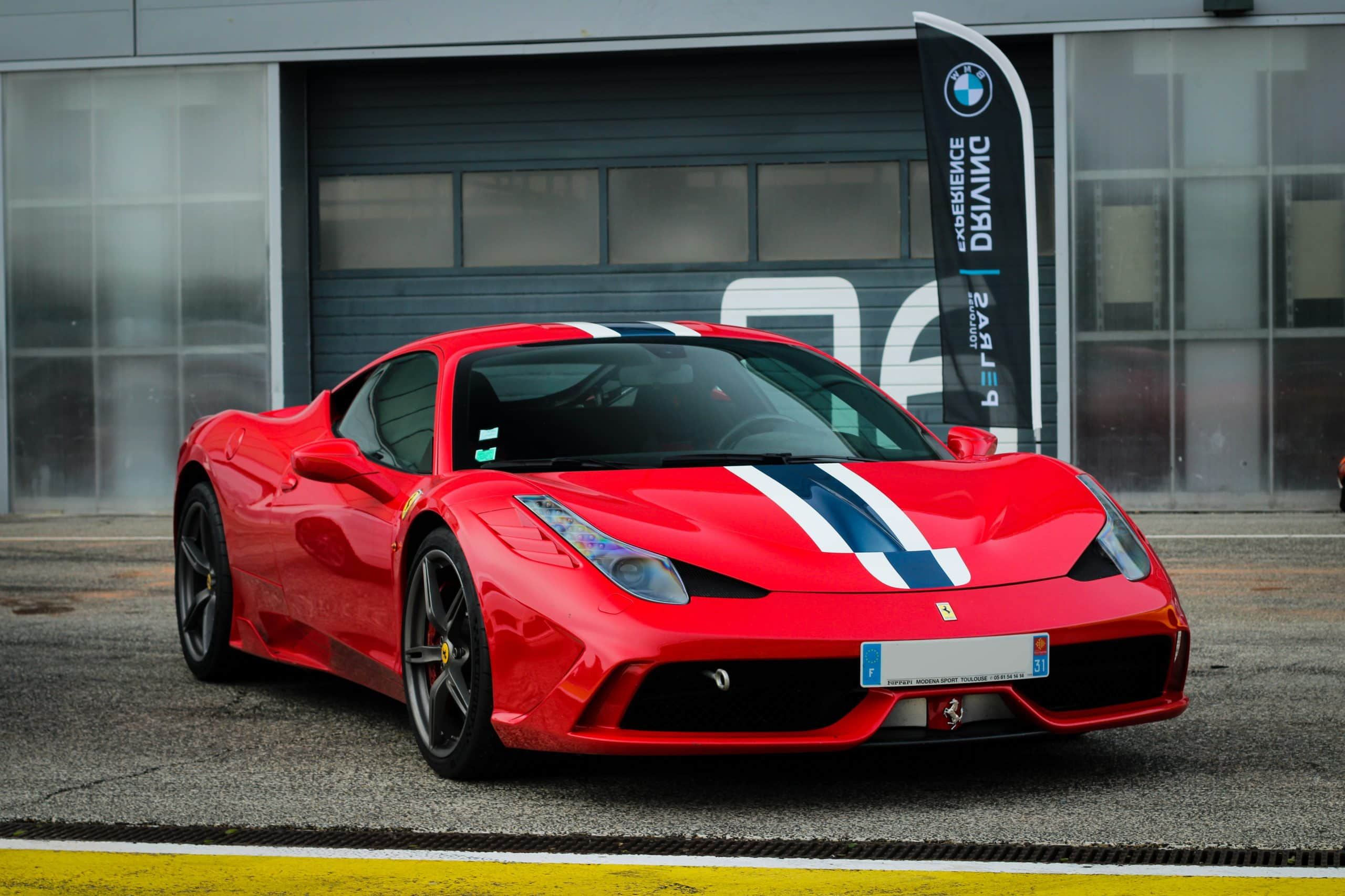 458 Speciale Toulouse