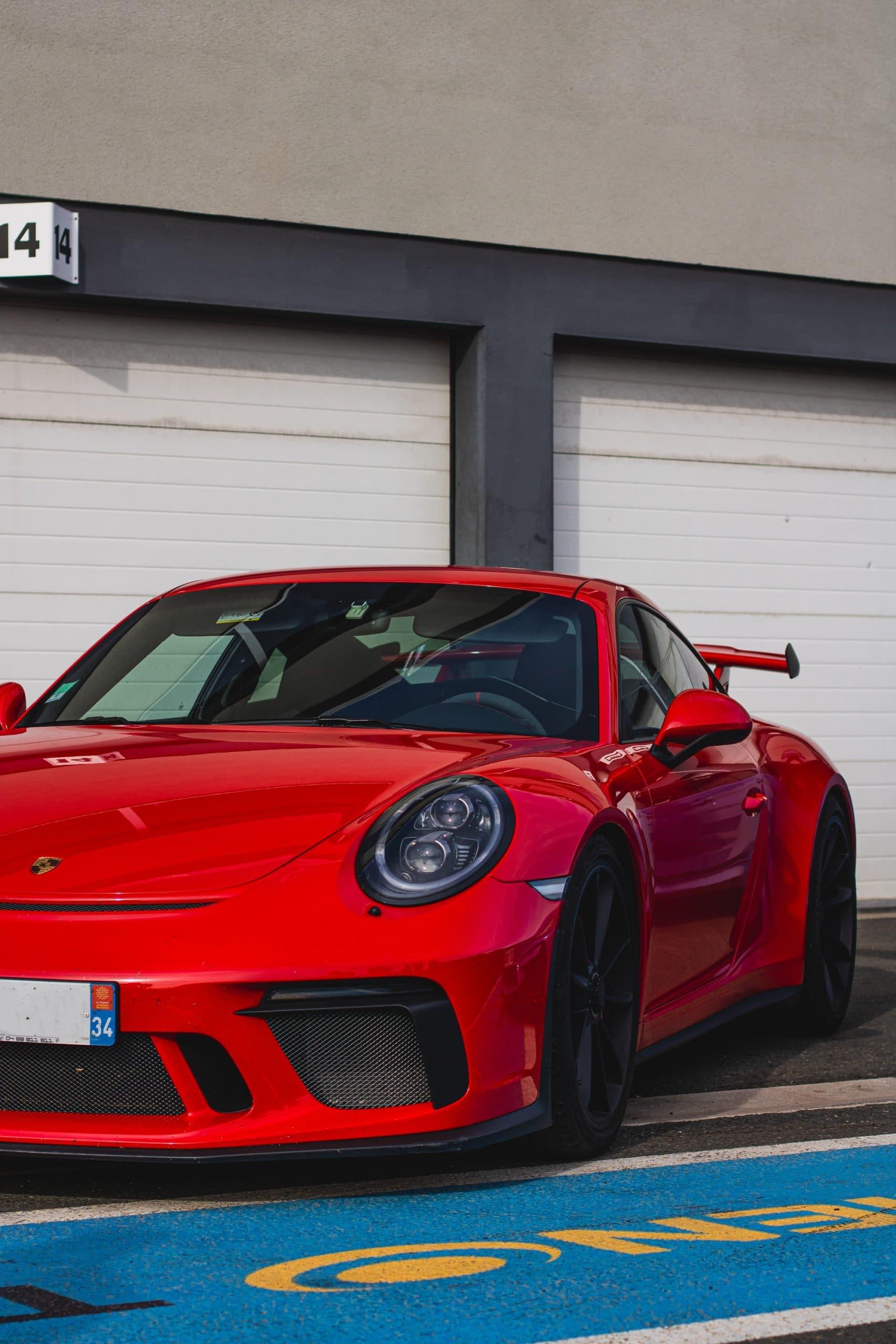 GT3 rouge