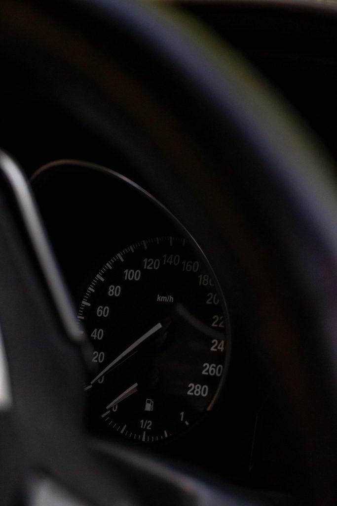 BMW Z4 28i compteur