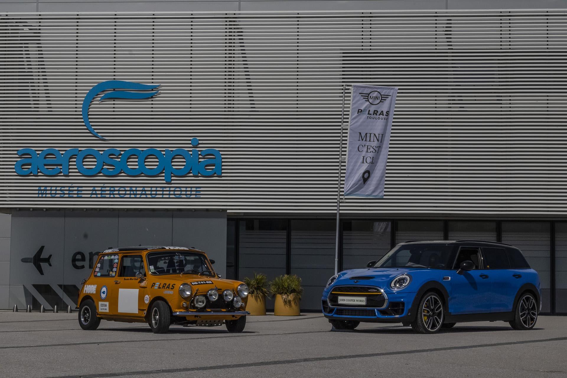 Aeroscopia et Mini