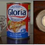Cuisiner léger avec du lait concentré non-sucré