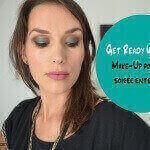 Get Ready With Me – look et make-up pour une soirée entre amis