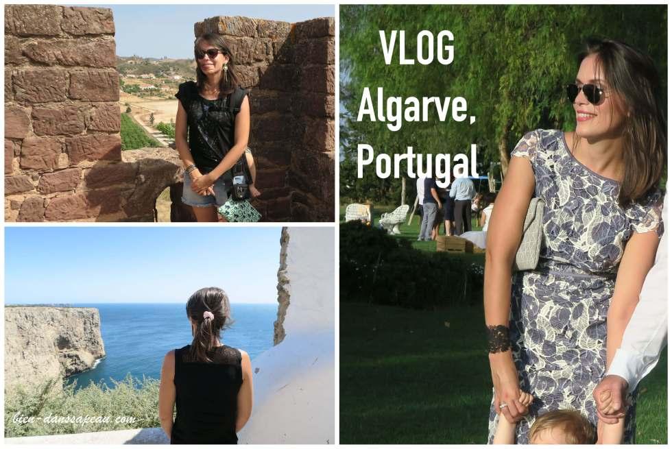 nos vacances dans l'algarve au portugal