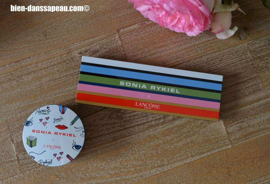 revue-tutoriel-maquillage-rose-lancome-sonia-rykiel-palette-blush