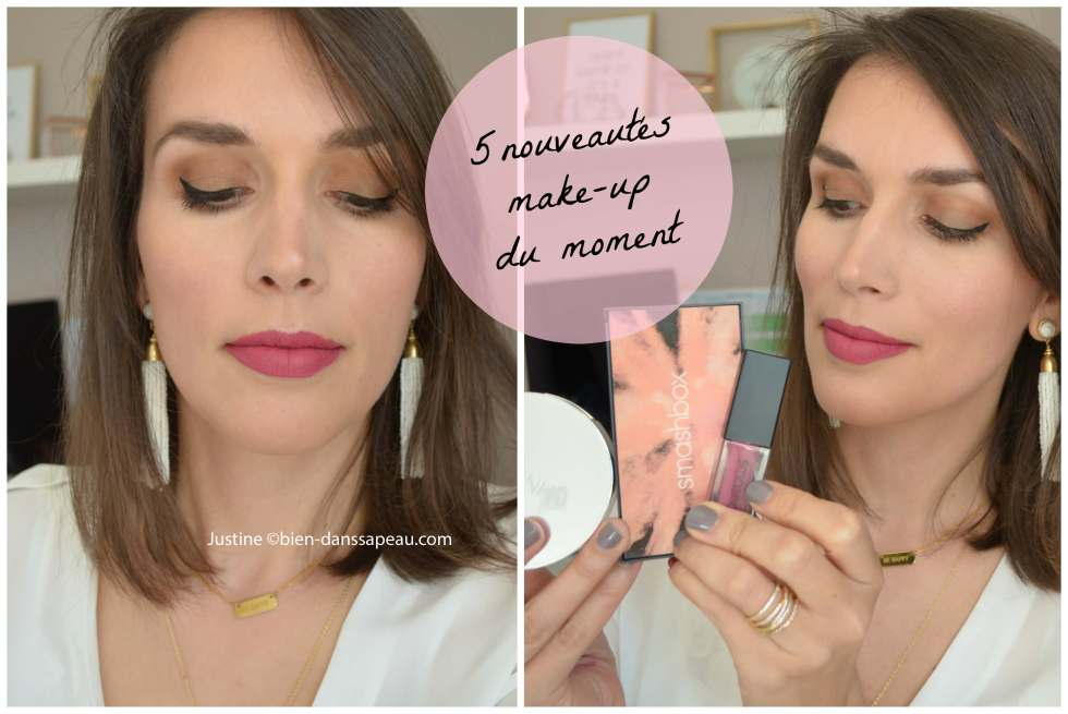 maquillage de printemps