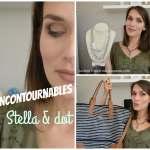 Must have Stella & dot et offre Fête des Mamans