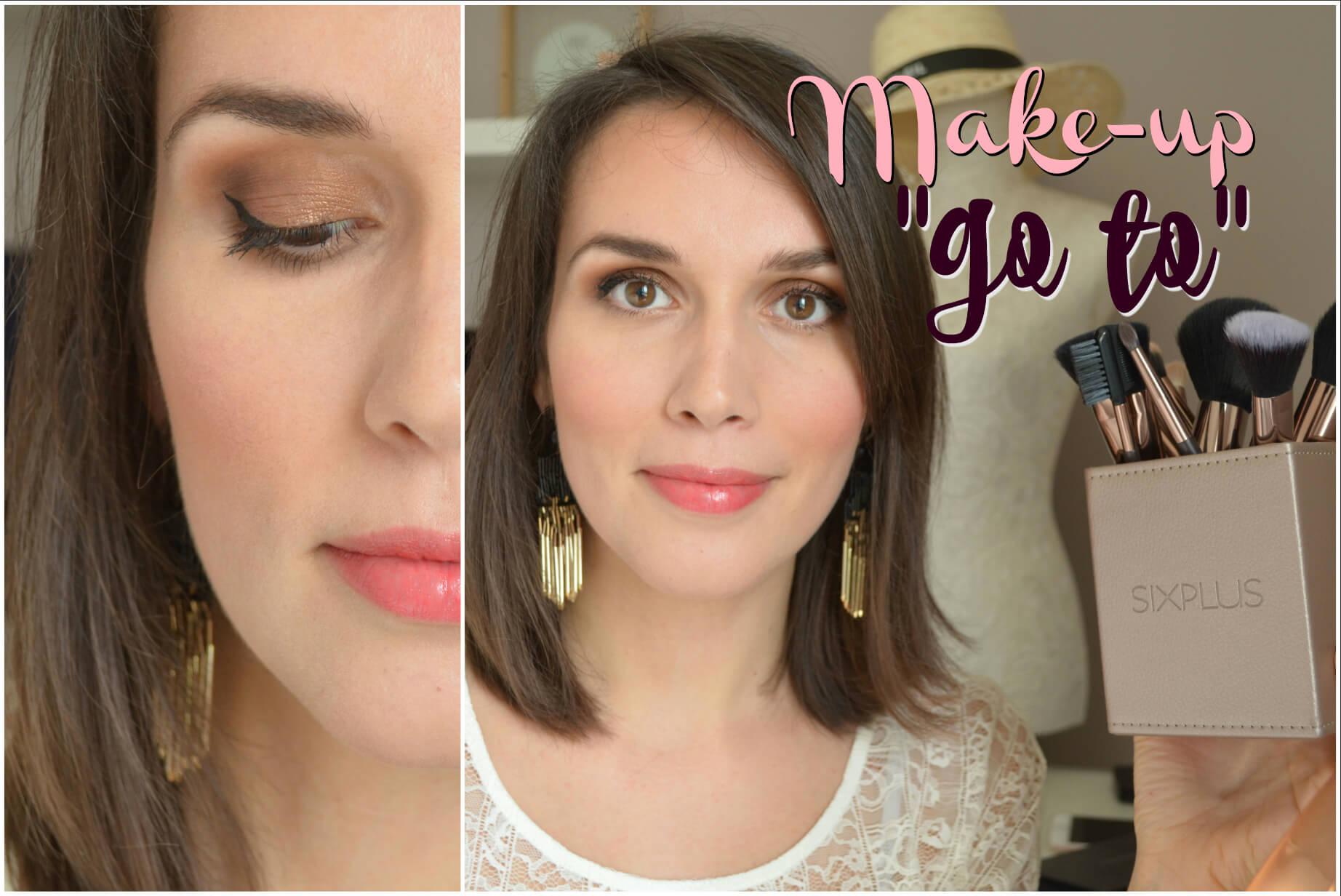make-up go to