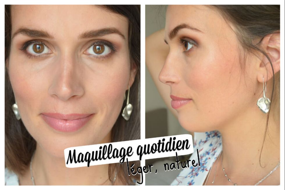 maquillage naturel