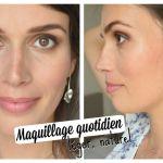Mon maquillage naturel au quotidien avec Tata Harper, Kjaer Weis…