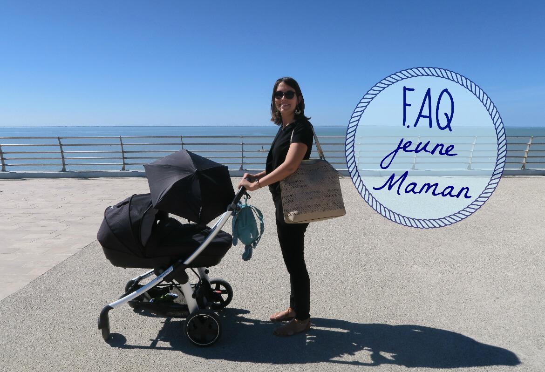 FAQ jeune maman