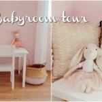Babyroom tour – la chambre de Juliette