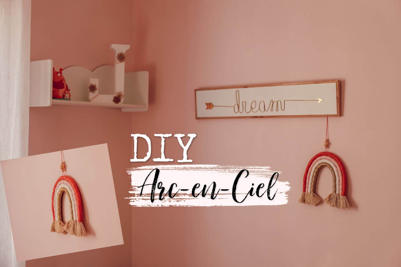 DIY ARC-EN-CIEL