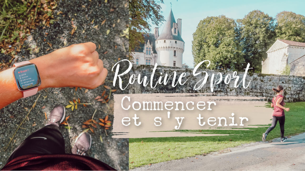 routine -sport-commencer