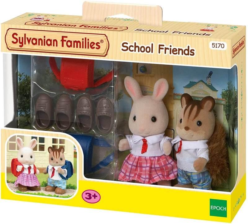 sylvanian-écoliers