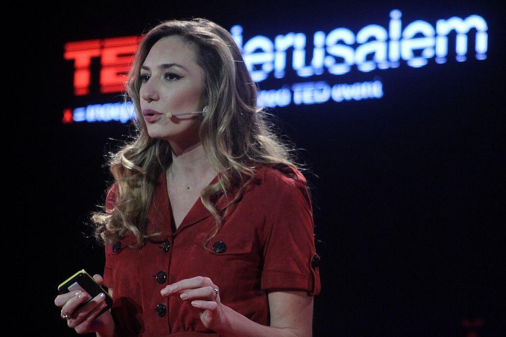 storytelling conéfrence TED Michal ansky