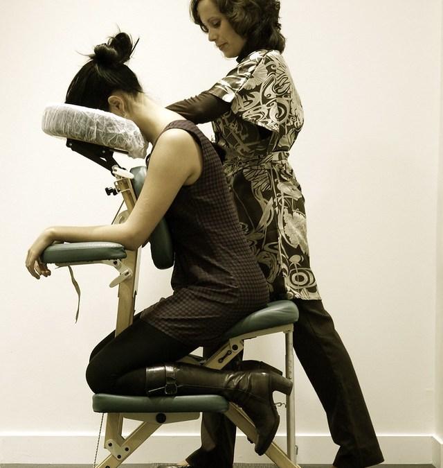 La magie d'un massage express : le Amma Assis [Défi anti-stress 6]