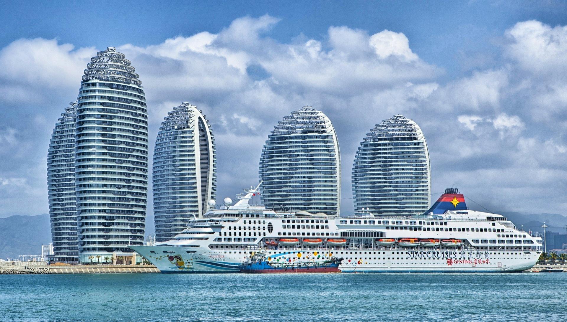 China, Africa and Haiti