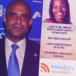 Bitcoin in Haiti: Laurent Lamothe, Haiti, technology, innovation, and digital money.