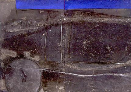 Augusto Canedo 1998 LITORALIDADE Técnica Mista 125 x 186 cm