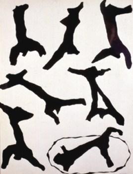 António Mendes 1998 S/ TÍTULO Desenho 68 x 49 cm