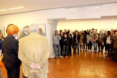 Inauguração exposição Dacos Monção