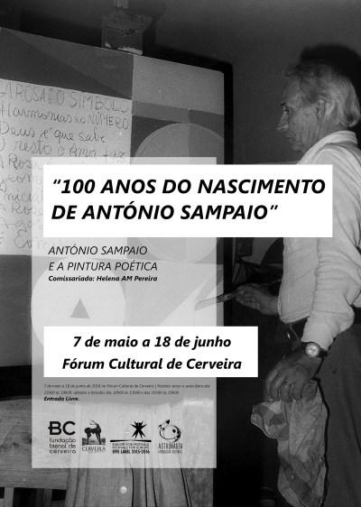 AntónioSampaioeapinturapoética