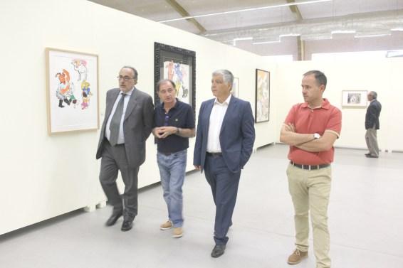 Visita de Fernando Freire de Sousa, presidente da Comissão de Coordenação e Desenvolvimento Regional do Norte (CCDR-N)