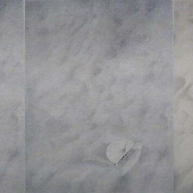 Mário Américo (PT) Duas realidades - tríptico 1ª parte, 1979 Grafite sobre papel 90 x 68 cm (x3) Prémio Desenho na II Bienal Internacional de Arte de Cerveira, realizada de 2 a 31 de agosto de 1980.