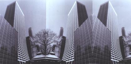 Américo Silva 2001 PROJECTO XI NEW YORK Fotografia 109 x 83cm