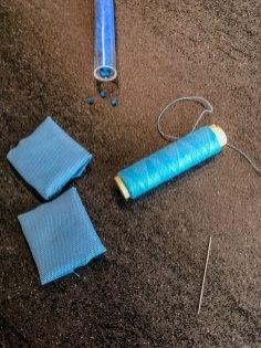 DIY Geldgeschenk: Miniatur-Schlafzimmer