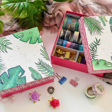 Upcycle Pinkbox