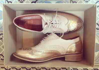 achats de chaussures