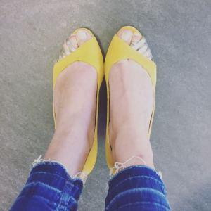 les chaussures servent à autre chose qu'à marcher