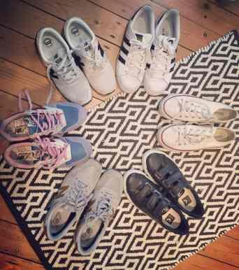Les sneakers