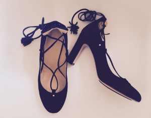 chaussures pour un city trip