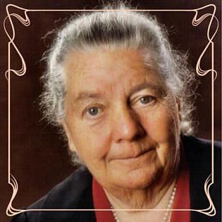 Dra. Johanna Budwig