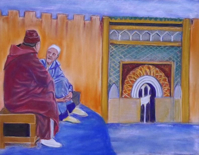 chacun porte sa vision du monde conte soufi