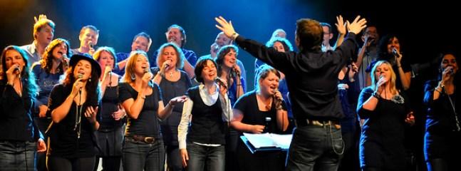 Chorale en entreprise bien-être