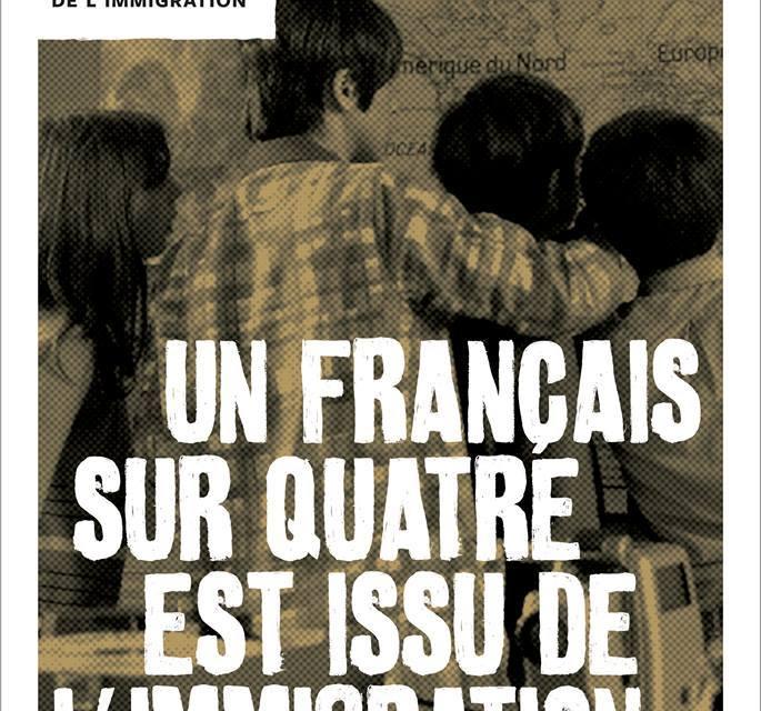 1 français sur 4 est issu de l'immigration