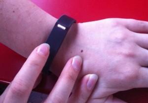 Fitbit Flex : coach sportif miniature