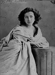 Sarah Bernhardt a dit …