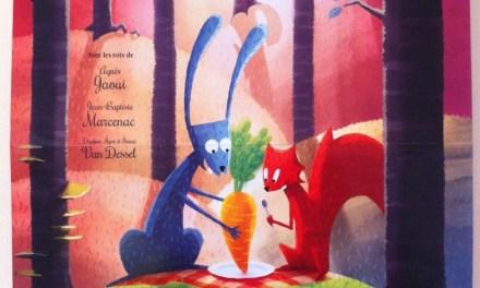 Sortie cinéma : Un film animation «Le Parfum de la Carotte»