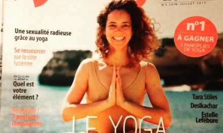 Yoga Magazine, un nouveau magazine