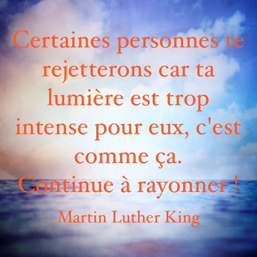 Fausse citation Martin luther King