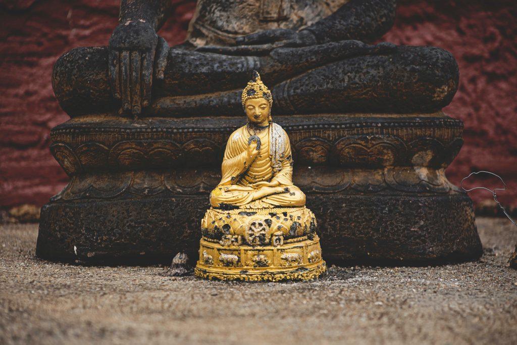 Bouddha Pleine conscience